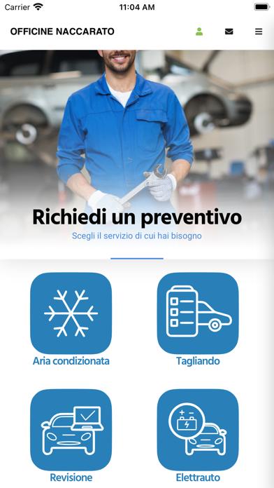 Officine Naccarato Screenshot