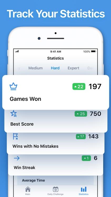 Sudoku.com - Sudoku Puzzle screenshot-3
