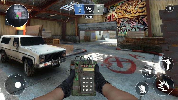 Critical Shooter Battleground screenshot-3