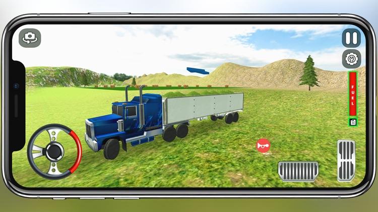 Modern Farming Simulation screenshot-6