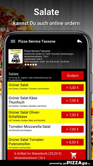Tassone Konstanz Wollmatingen screenshot 5