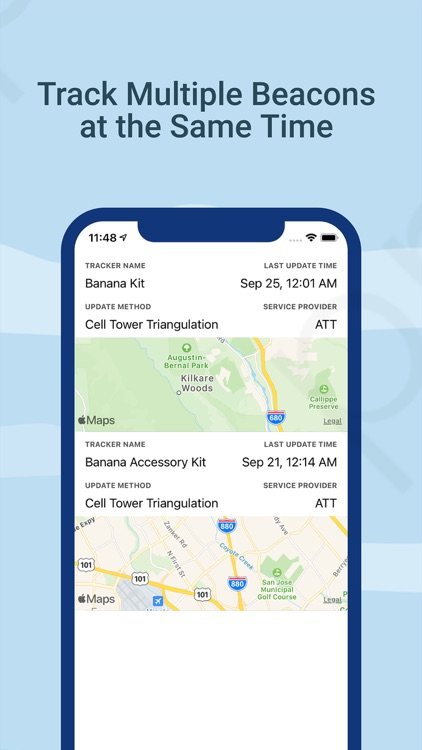 Tracking App for Trak-4 GPS