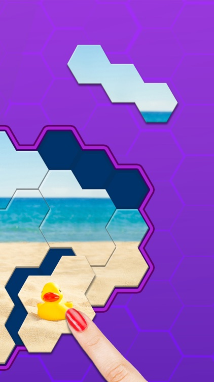 Hexa Jigsaw Puzzle ® screenshot-7