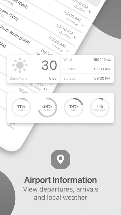 Plane Finder - Flight Tracker screenshot-5
