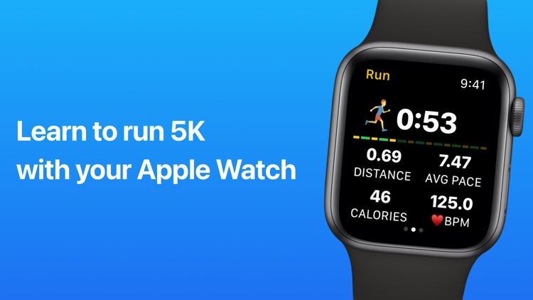 Watch to 5K - Couch to 5km Run