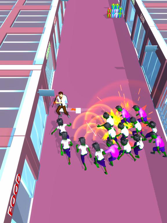 Rocket Runner 3D screenshot 9