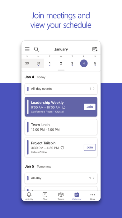 messages.download Microsoft Teams software