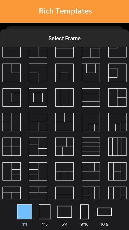 VideoLayout - collage maker screenshot-5