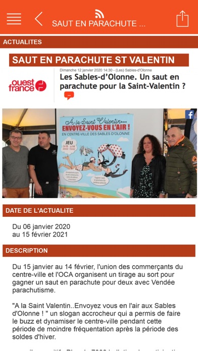 Boutic Sables d'Olonne screenshot 3