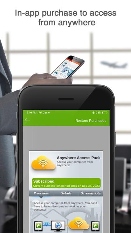 Splashtop Personal for iPhone screenshot-4