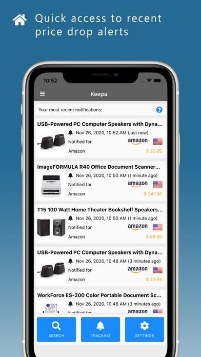 Keepa · Price Trackerのおすすめ画像5