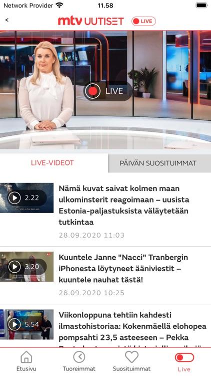 Mtv3 10 Uutiset