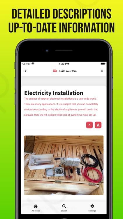 Build Your Van:Diy,Plan,Camper screenshot-7