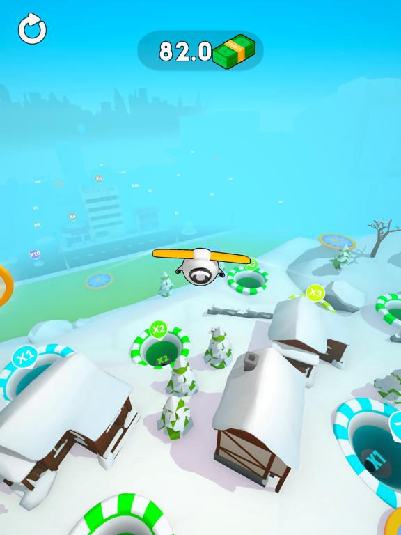 Sky Glider 3Dのおすすめ画像3