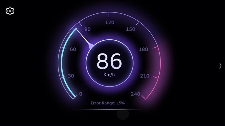 Auto GPS Speedometer for Trip screenshot-5