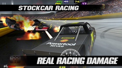 Screenshot from Stock Car Racing