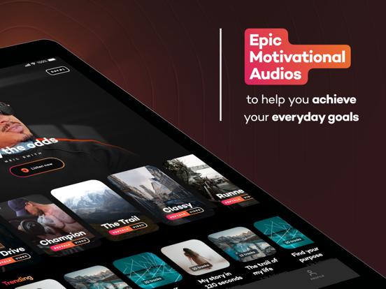 PepTalk - Best Motivational Audio screenshot