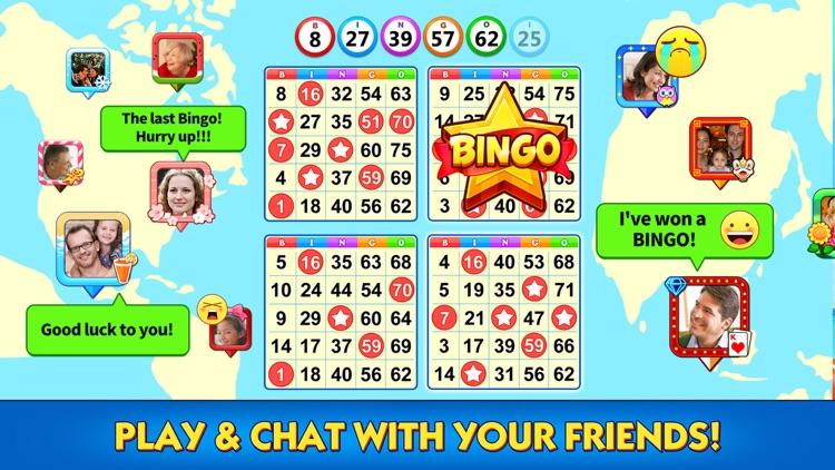Bingo! Live Story Bingo Games screenshot-4