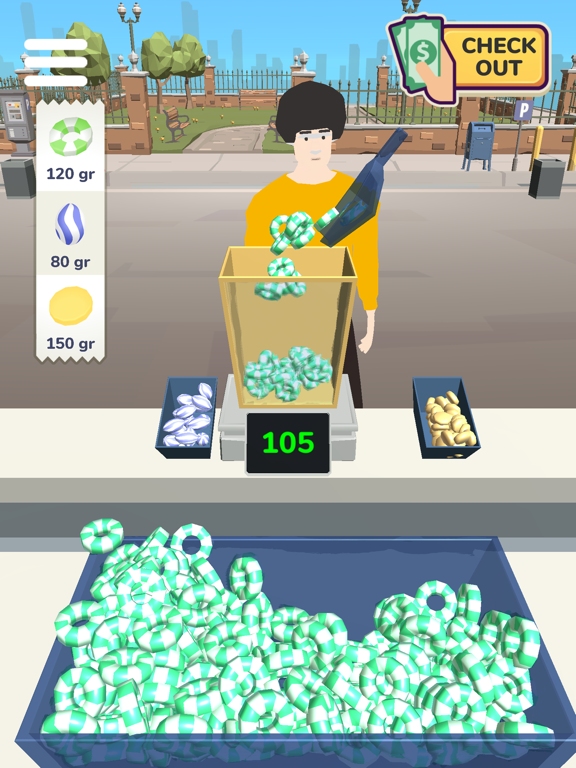 Candy Pour screenshot 10