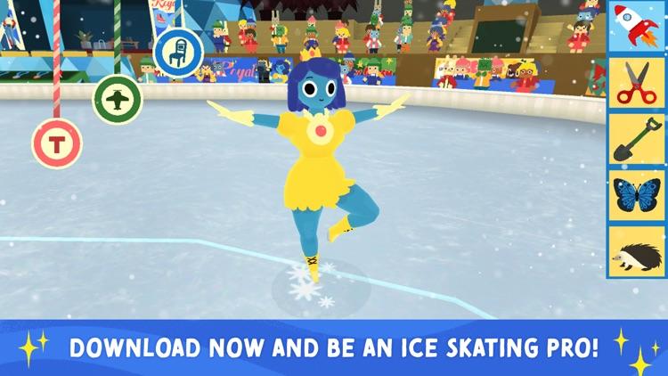 Nice Skating for Kids screenshot-4