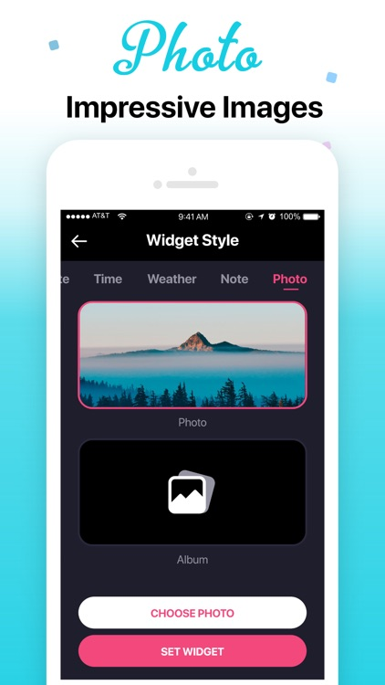 Widget Custom screenshot-4
