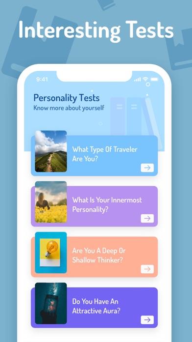 LifeSeeker-Tests&FaceEffects screenshot 6
