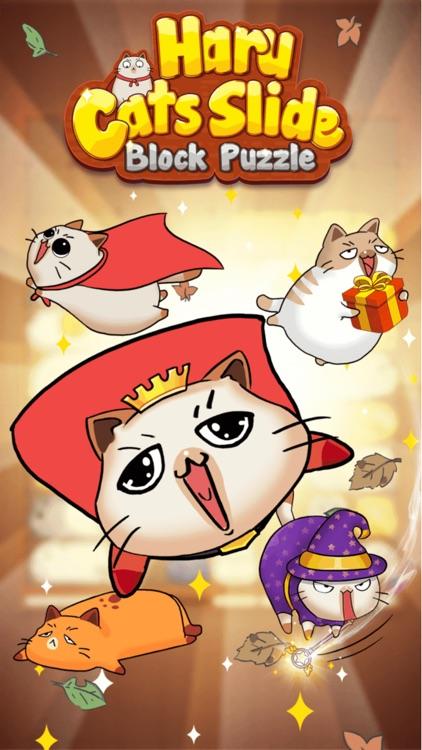 Haru Cats®: Cute Slide Puzzle screenshot-7