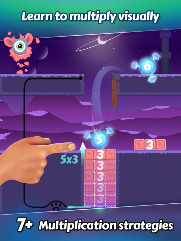 Multifly: Multiplication Games screenshot 6
