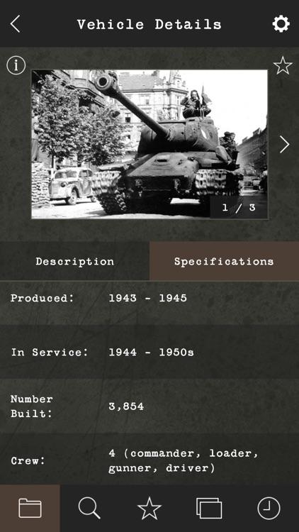 World War II Military Vehicles screenshot-3