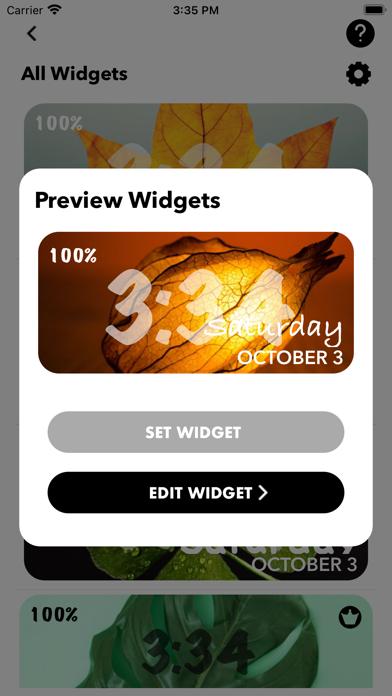 Widgets Mojo Pro screenshot 4