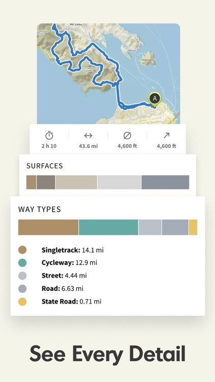 Komoot — Cycling & Hiking Maps screenshot-3