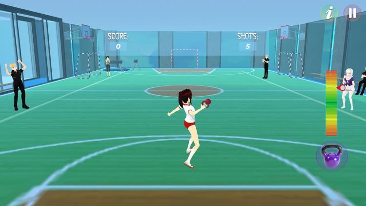 Anime High School Girl Game screenshot-4