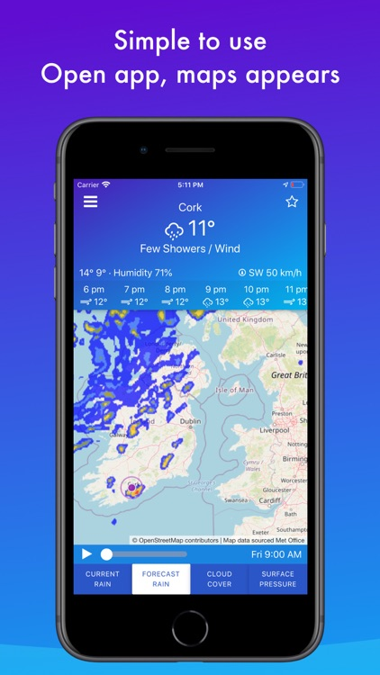 Ireland Weather and Forecast screenshot-3