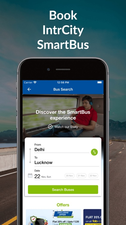 IRCTC Train Booking- RailYatri screenshot-3