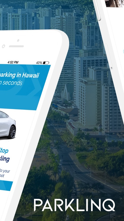Parklinq - Hawaii Parking App
