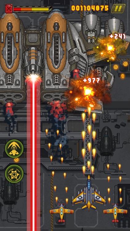 1945 - Airplane shooting games screenshot-8