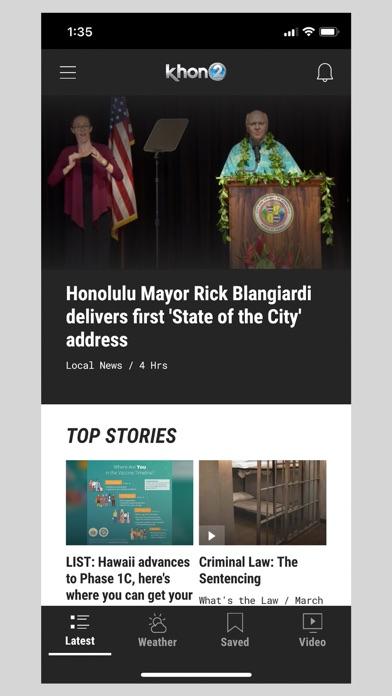 KHON2 News - Honolulu HI Newsのおすすめ画像1