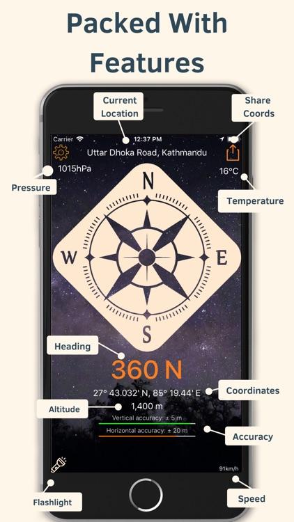 Compass Ω