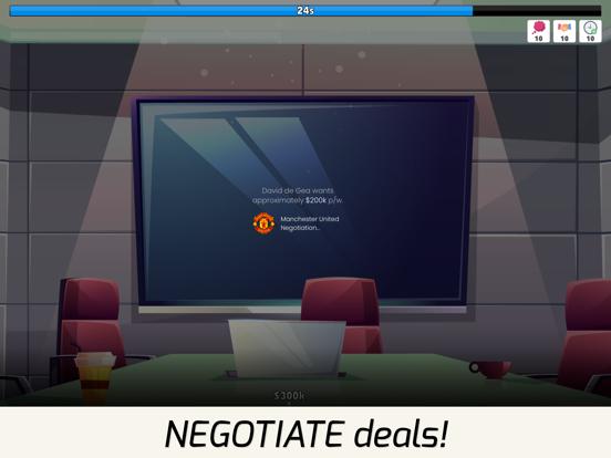 Superstar Football Agent screenshot 17