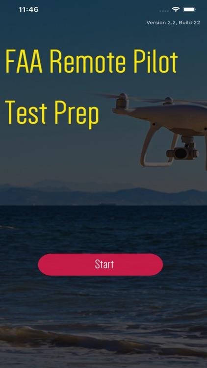 Remote Pilot Exam Drone FAA