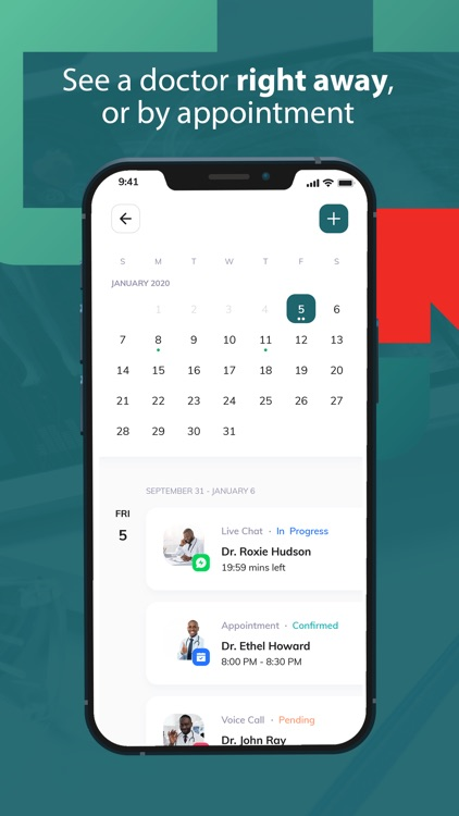 MDLink Health screenshot-4