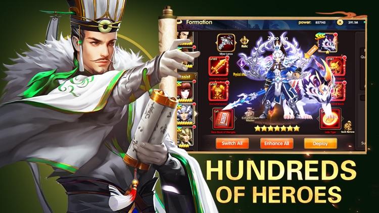 Three Kingdoms: Heroes Legend
