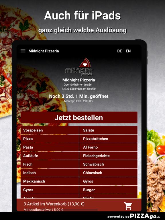 Midnight Pizzeria Esslingen screenshot 7