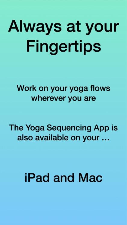 Yoga Sequencing screenshot-6