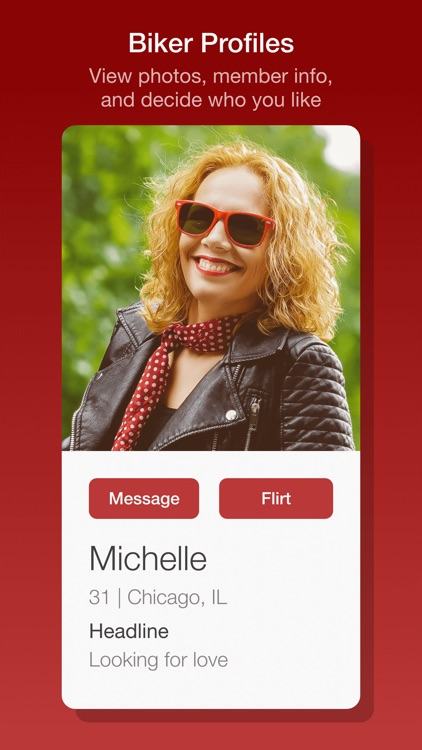 Biker Planet Dating App