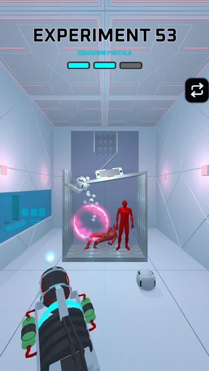 Portals Experiment screenshot-5