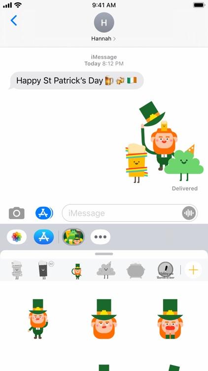 Irishmoji screenshot-0