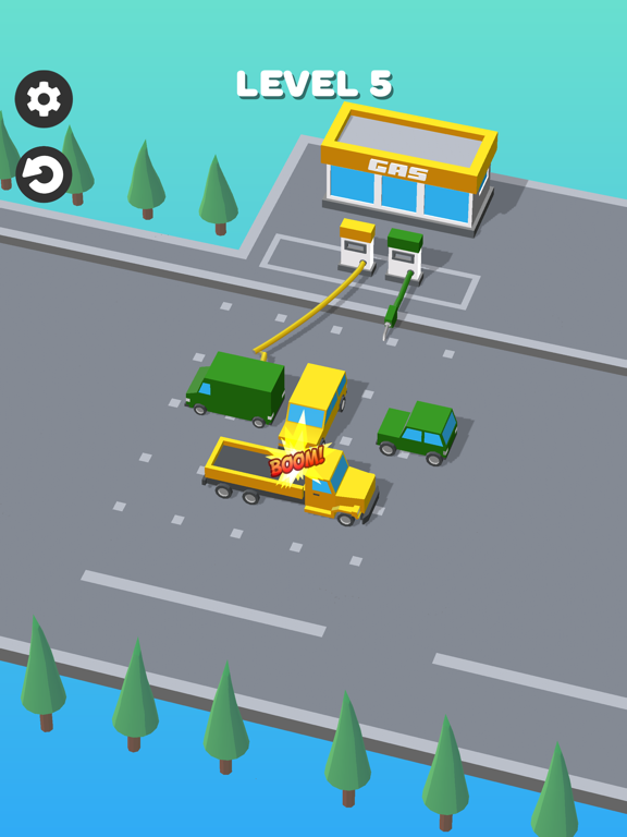 Gas Station Jam screenshot 10