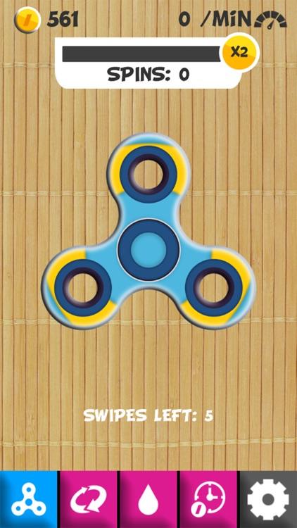 Stressless Fidget Spinner 3D