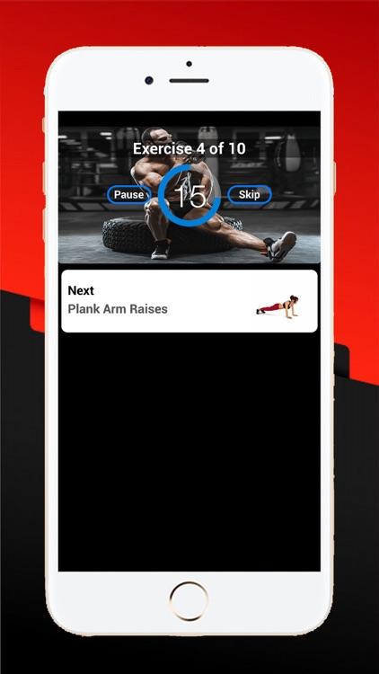 30 Days Abs Workout Exercises screenshot-6